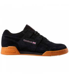 REEBOK WORKOUT PLUS NEGRO M