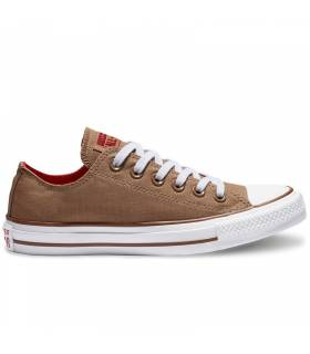 CONVERSE CHUCK TAYLOR ALL STAR LOW MARRÓN UNISEX