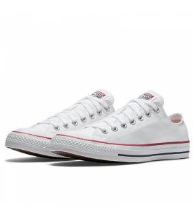 CONVERSE CHUCK TAYLOR ALL STAR CLASSIC LOW BLANCO U