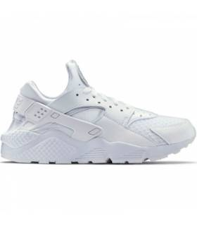 NIKE AIR HUARACHE RUN ULTRA BLANCO M