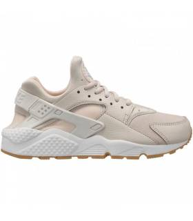 NIKE AIR HUARACHE RUN BEIGE W