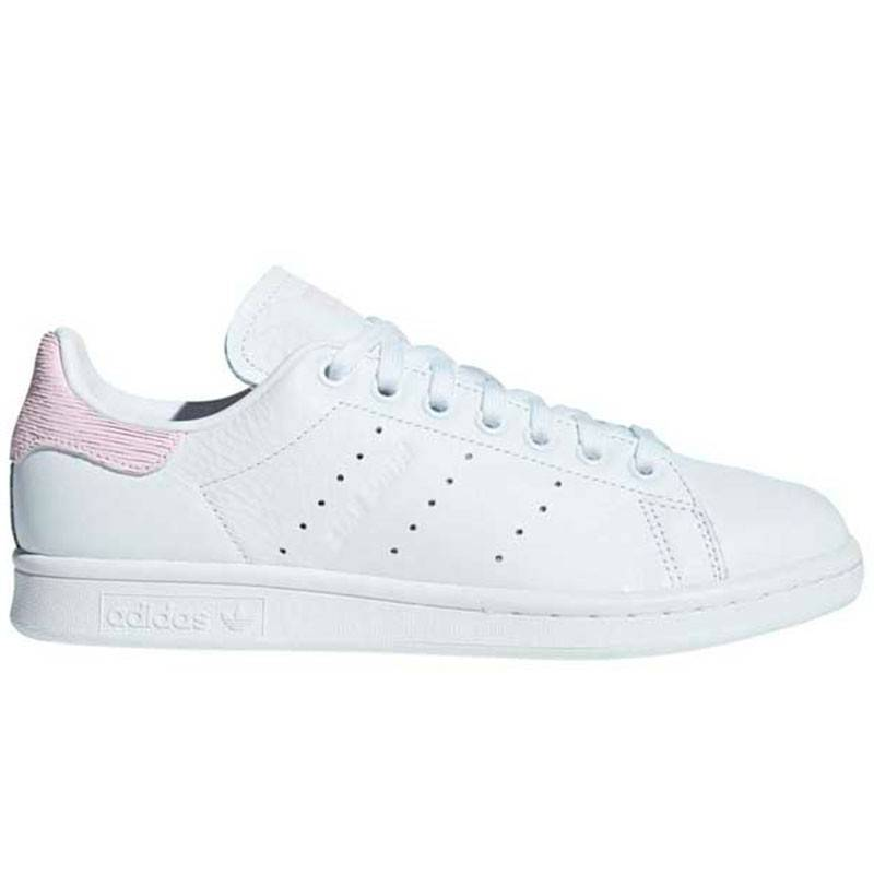 outlet store 9963d 3831b ADIDAS STAN SMITH BLANCO ROSA W