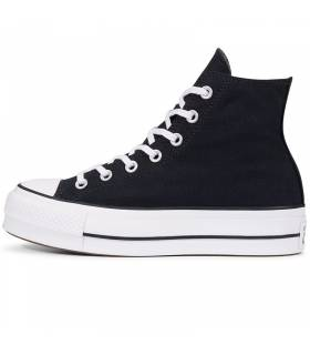 CONVERSE CHUCK TAYLOR ALL STAR LIFT HI NEGRO W