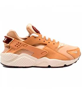 NIKE AIR HUARACHE RUN PREMIUM BEIGE M