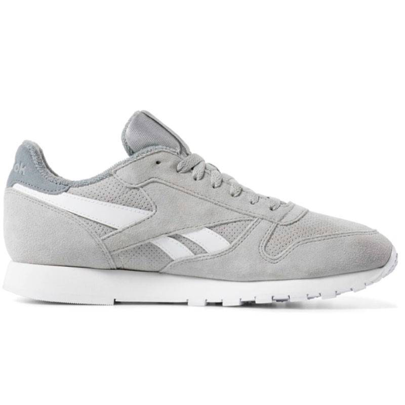 REEBOK CLASSIC LEATHER GRIS M