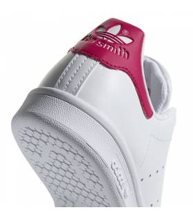 ADIDAS STAN SMITH BLANCO/ROSA J
