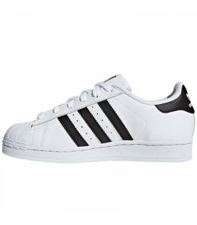 ADIDAS SUPERSTAR BLANCO/NEGRO J
