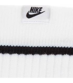 NIKE CALCETINES ESSENTIALS BLANCO U