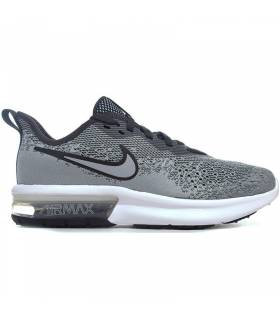 NIKE AIR MAX SEQUENT 4 GRIS W