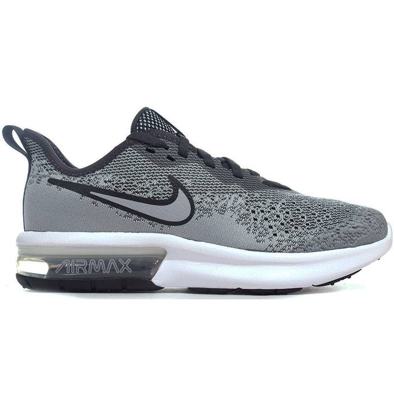 sports shoes 4452c 9ea1e NIKE AIR MAX SEQUENT 4 GRIS W