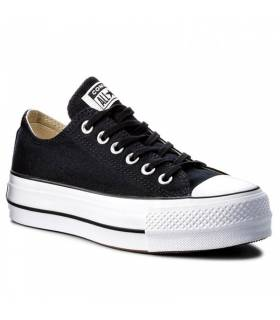 CONVERSE CHUCK TAYLOR ALL STAR LIFT NEGRO W