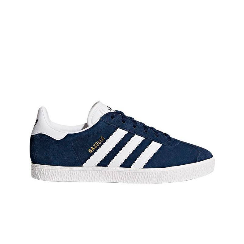 ADIDAS GAZELLE AZUL MARINO JUNIOR