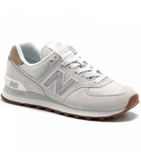 new balance 574 gris mujer