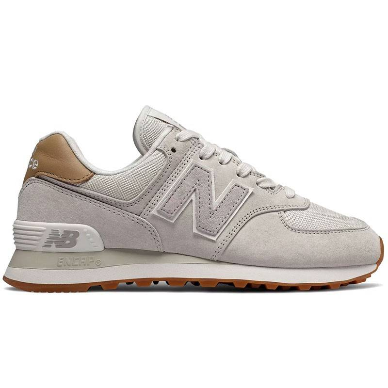 new balance mujer beis