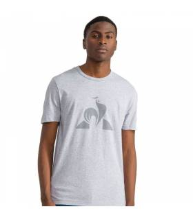 LE COQ CAMISETA ESSENTIALS GRIS M
