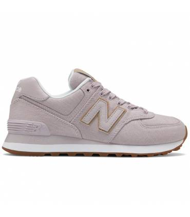 NEW BALANCE 574 SOFT BEIGE MUJER
