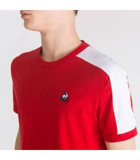 LE COQ CAMISETA ESSENTIALS ROJO M