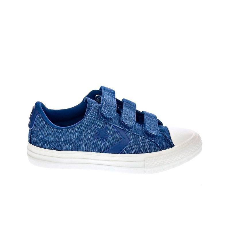 CONVERSE ONE STAR AZUL K