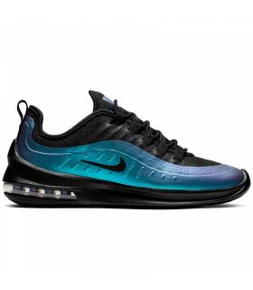 NIKE AIR MAX AXIS AZUL METALIZADO M