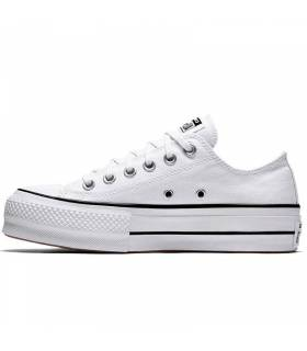 CONVERSE CHUCK TAYLOR ALL STAR LIFT BLANCO MUJER