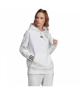 ADIDAS VOCAL HOODIE BLANCO MUJER