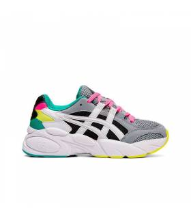ASICS GEL-BND GRIS ROSA JUNIOR