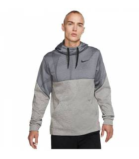 NIKE THERMA GRIS HOMBRE