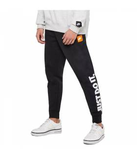 NIKE PANTALÓN JUST DO IT NEGRO HOMBRE