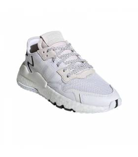 ADIDAS NITE JOGGER BLANCO JUNIOR