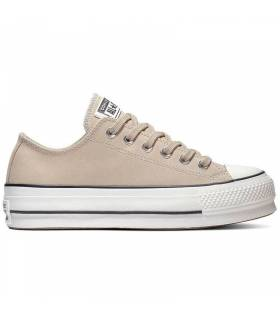 CONVERSE CHUCK TAYLOR ALL STAR LIFT VERDE BEIGE