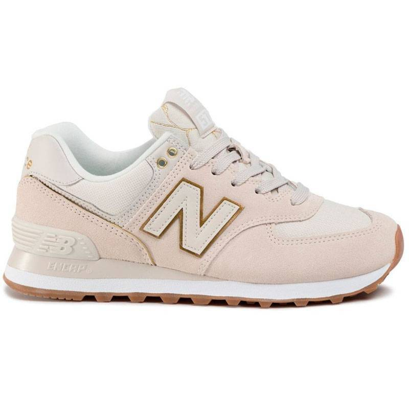 new balance 574 beige mujer> OFF-59%