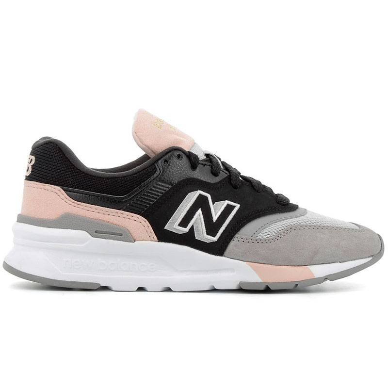 New Balance 997 Gris Rosa para mujer | T-Box Color GRIS Shoes Size 36
