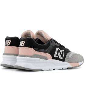 NEW BALANCE 997H GRIS ROSA MUJER