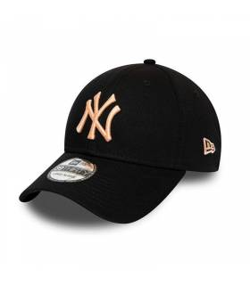 NEW ERA GORRA NEW YORK YANKEES NEGRO AMARILLO