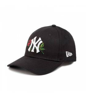 NEW ERA GORRA NEW YORK YANKEES GRIS ROSA