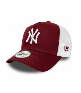 NEW ERA GORRA NEW YORK YANKEES REJILLA ROJO