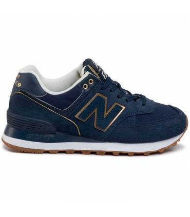 new balance 574 mujer gris