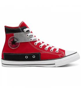 CONVERSE CHUCK TAYLOR HIGH RED CACTUS UNISEX