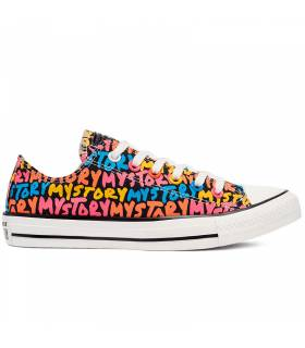 CONVERSE CHUCK TAYLOR LOW MY STORY MULTICOLOR MUJER