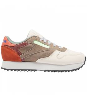 REEBOK CLASSIC LEATHER RIPPLE MULTICOLOR MUJER